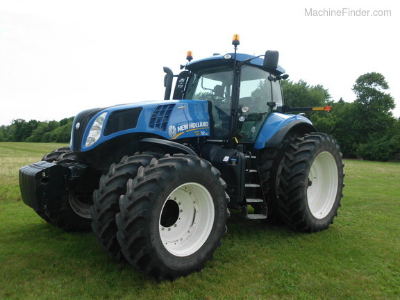 2014 New Holland T8.360 AutoCommand