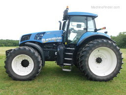 New Holland T8.360 AutoCommand