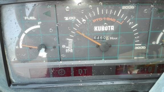 Kubota M5030V
