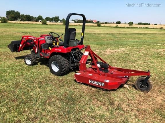 2014 Massey Ferguson GC1705 - Compact Utility Tractors - John Deere  MachineFinder