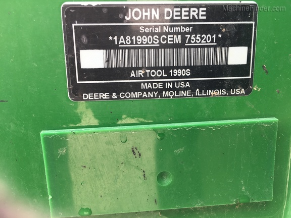 Photo of 2014 John Deere 1990
