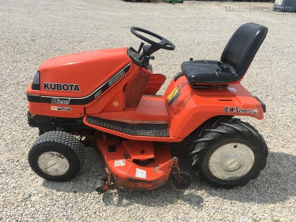 Photo of 1992 Kubota G1800S