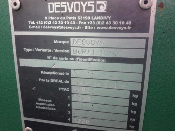 Desvoys MASTER 6.40