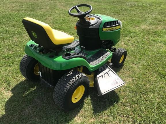 2020 John Deere E100