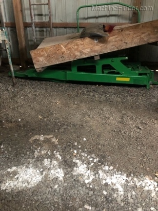 John Deere Rear Planter Hitch