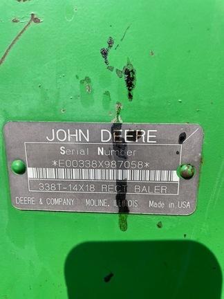 1997 John Deere 338-6