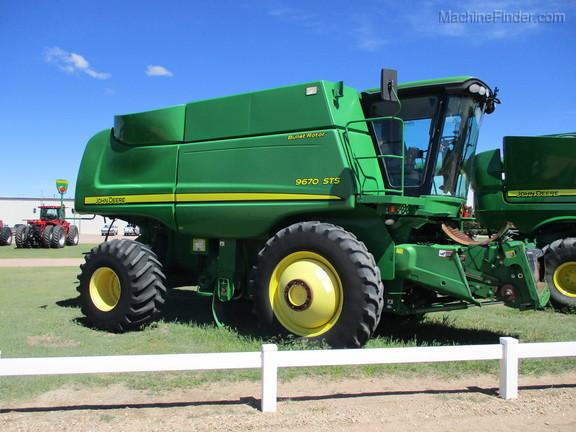 2011 John Deere 9670 STS