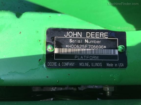 Photo of 2004 John Deere 625F