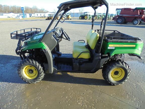 John Deere XUV 550 GREEN