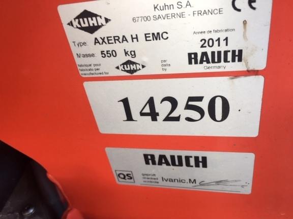 Kuhn AXERA H EMC