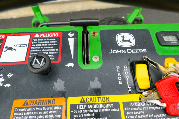2017 John Deere 661R-7