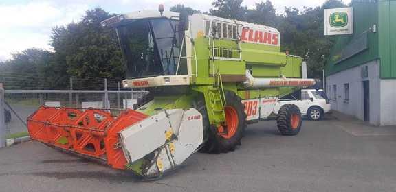Claas Mega 203