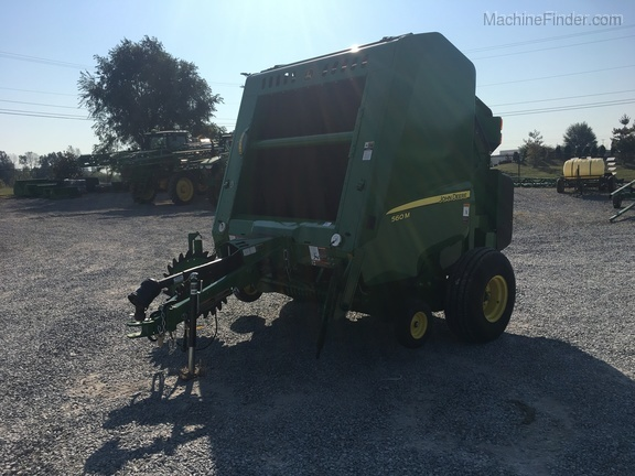 Photo of 2018 John Deere 560M