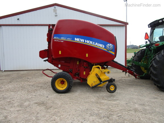 2016 New Holland Rollbelt 450 Image 2