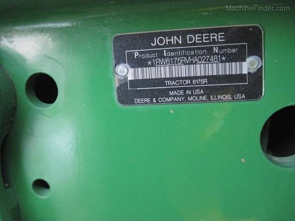 2017 John Deere 6175R
