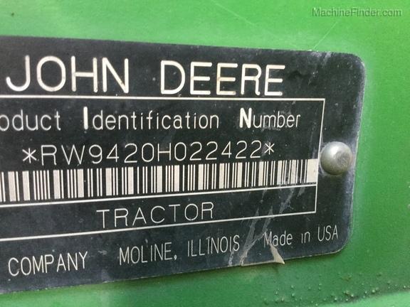 2004 John Deere 9420