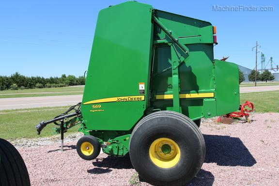 Green Line Equipment - Round Balers
