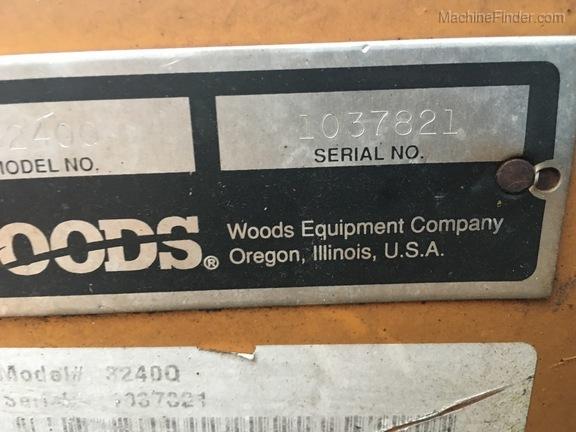 Photo of 2012 Woods 9580