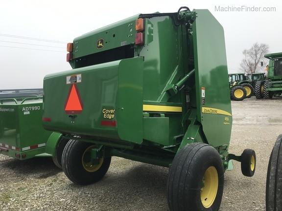 2015 John Deere 459 - Round Balers - Mattoon, IL