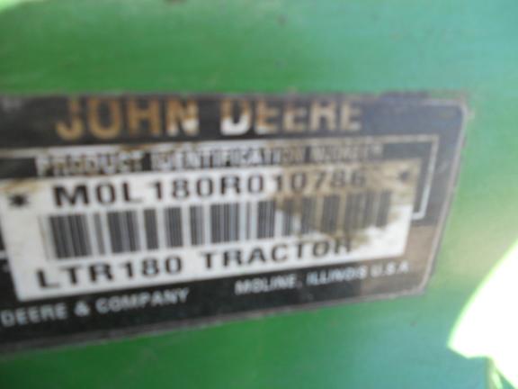 John Deere LTR180