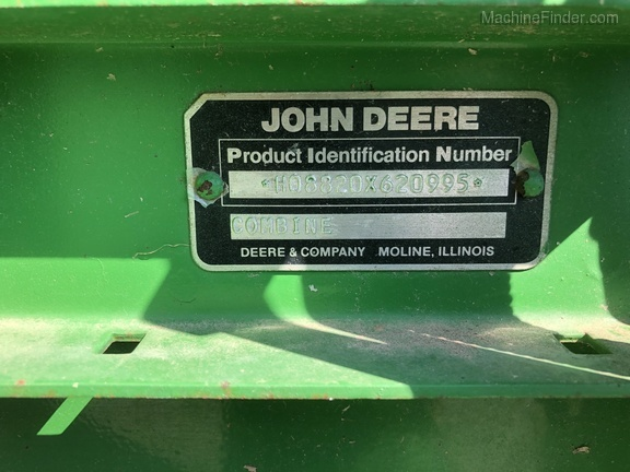 Photo of 1987 John Deere 8820