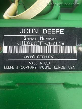 Photo of 2014 John Deere 608C