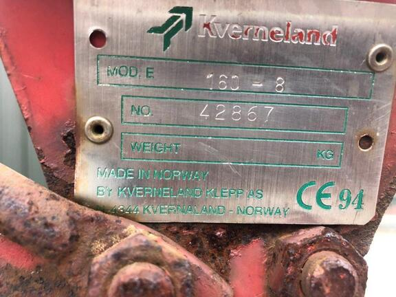 Kverneland KV 160
