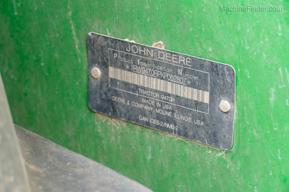 2019 John Deere 9470R-26