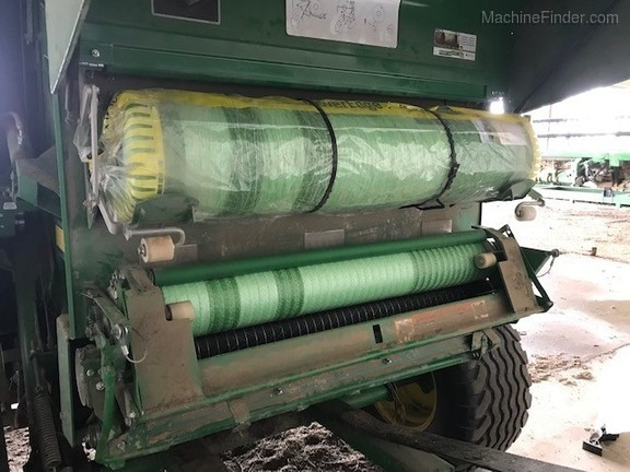 2016 John Deere 854 Silage Special Image 15