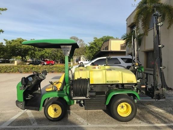 Pre-Owned John Deere ProGator 2020A in Boynton Beach, FL Photo 1