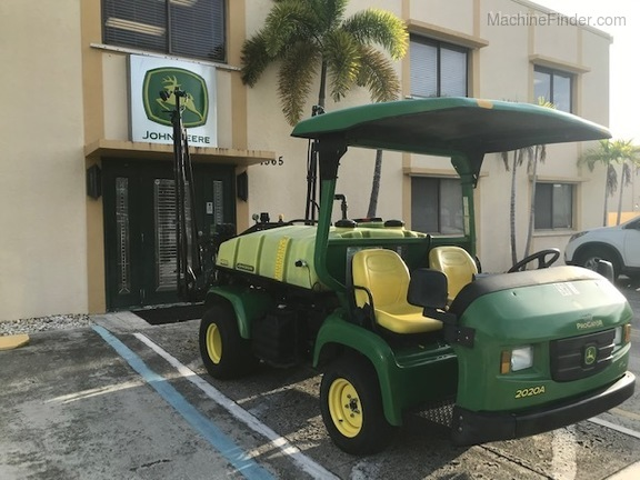 Pre-Owned John Deere ProGator 2020A in Boynton Beach, FL Photo 5