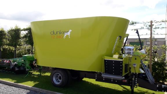 Storty DUNKER T2-240