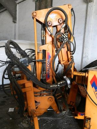 AG Products Vibrador Para Olivos Pantógrafo