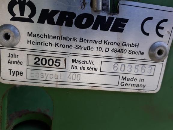 Krone Easycut 400