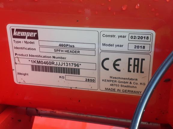 Kemper 460 PLUS