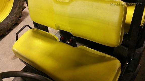 John Deere XUV 550 S4 GREEN