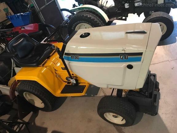 Cub Cadet 1210 - Lawn  U0026 Garden Tractors