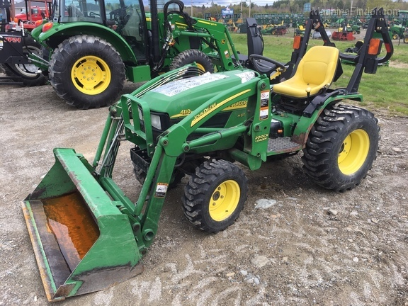 2005 John Deere 4110 - Compact Utility Tractors - Bangor, ME