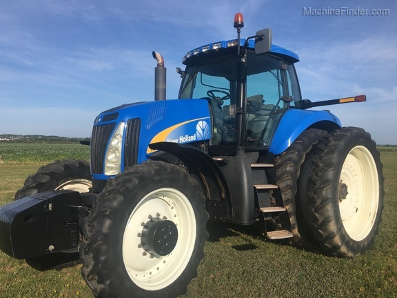 2007 New Holland TG275