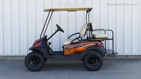 Club Car CUSTOM ELECTRIC GOLF CART-4