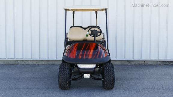 Club Car CUSTOM ELECTRIC GOLF CART-2