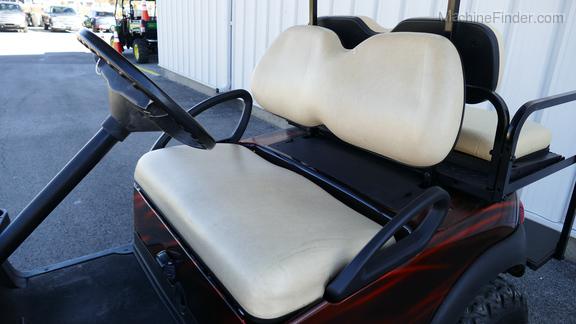 Club Car CUSTOM ELECTRIC GOLF CART-7