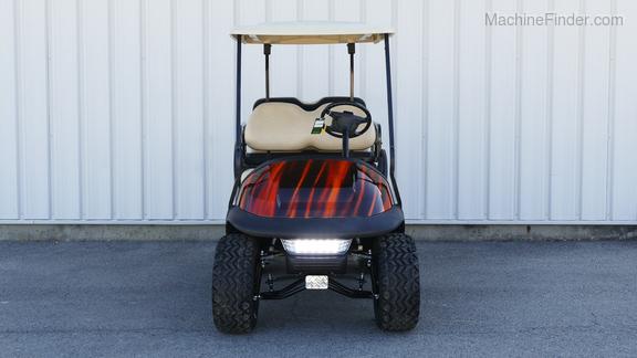Club Car CUSTOM ELECTRIC GOLF CART-6