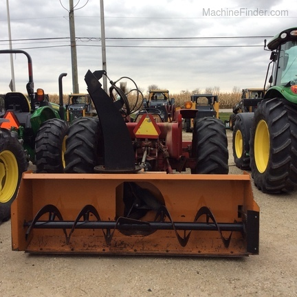 2001 Woods 3PT HITCH SNOBLOWER SS84