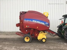 2017 New Holland Rollbelt 460