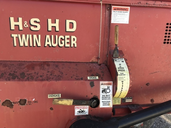 2002 H&S Twin Auger HD Image 6