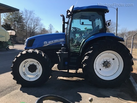 2014 New Holland T6 175