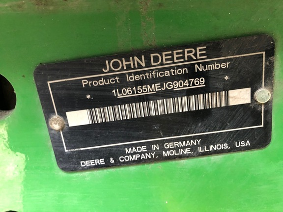 Pre-Owned John Deere 6155M in Plant City, FL Photo 6