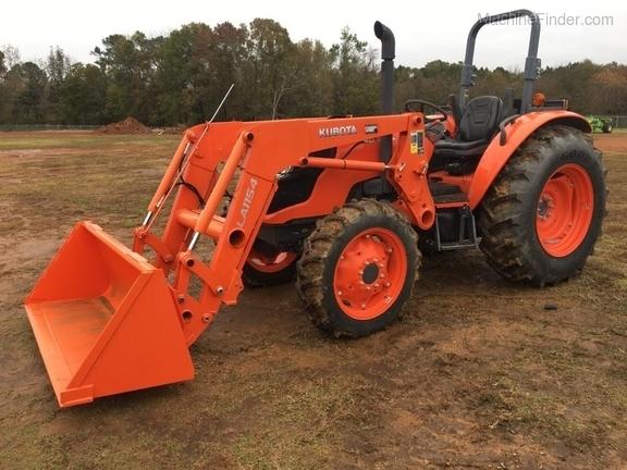 2018 Kubota M7060 - Utility Tractors - Asheboro, NC