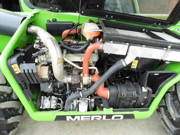 Merlo TF35.7